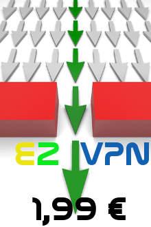 Le client VPN d' Espace 2001 pour 1,99 € HT / mois