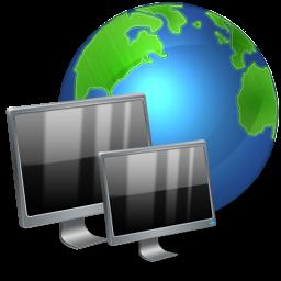 interface de gestion serveur dédié