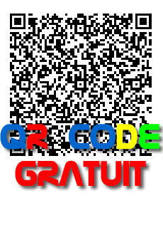 crez gratuitement votre QR Code