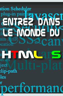 Entrez dans le monde du HTML 5